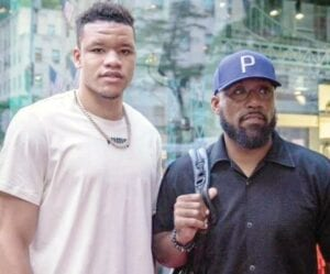 Kevin Knox Sr. says last year was a learning experience for his son, former UK player Kevin Knox Jr., and believes the recent hiring of Kenny Payne will help him next season.