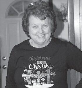 Claudette Adams celebrated her birthday on Sept. 9.