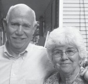 Roger and Pat Miles celebrated their 57th wedding an- niversary.