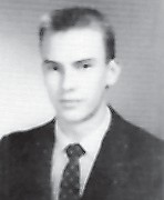 """Robert """" Pud"""" Shubert: Band 1, 2; Science 1; Conservation 2; Track Manager 2; Football Manager 2, 3, 4; Lieutenant Governor of District 73, 4; Student Council Vice-President 3; Key Club Vice President 3; Key Club President 4; F.T.A. 3; F.T.A. President 4; Class President 3; Journalism 4; Annual Photographer 4; Student Council President 4."""