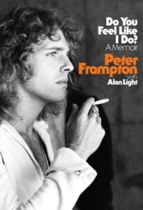 """The cover image of """"Do You Feel Like I Do?"""" by Peter Frampton with Alan Light. (Hachette via AP)"""