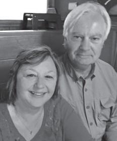 Jeff and Cheryl Hawkins celebrated their 38th wedding anniversary on Nov. 16.