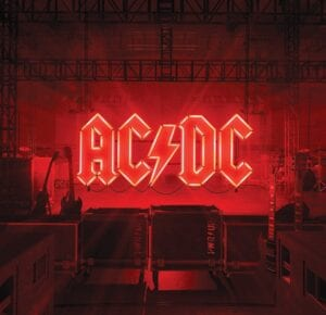 "This album cover provided by Columbia Records shows ""Power Up"" by AC/DC. (Josh Cheuse/Columbia Records via AP)"