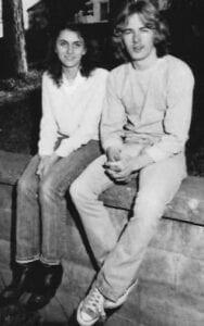 LAURA ADAMS and DAVID BLAIR