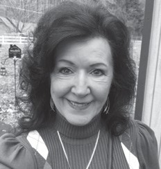 June Webb celebrated her birthday on December 2.
