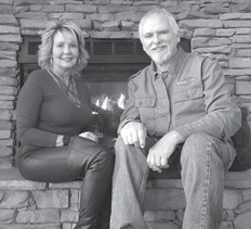Steve and Kathy Quillen. She had a birthday on the 14th.