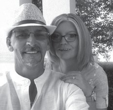 Tim and Kimberly Renee Pennington Lucas. Kim had a birthday on Feb. 1.