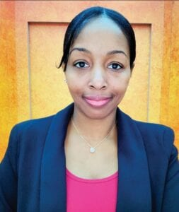 QUINTISSA PEAKE of Fleming is an outspoken advocate for people with sickle cell anemia.