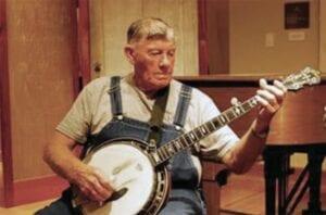 Master banjo picker Lee Sexton died February 10.