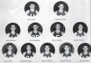 1963 Basketball