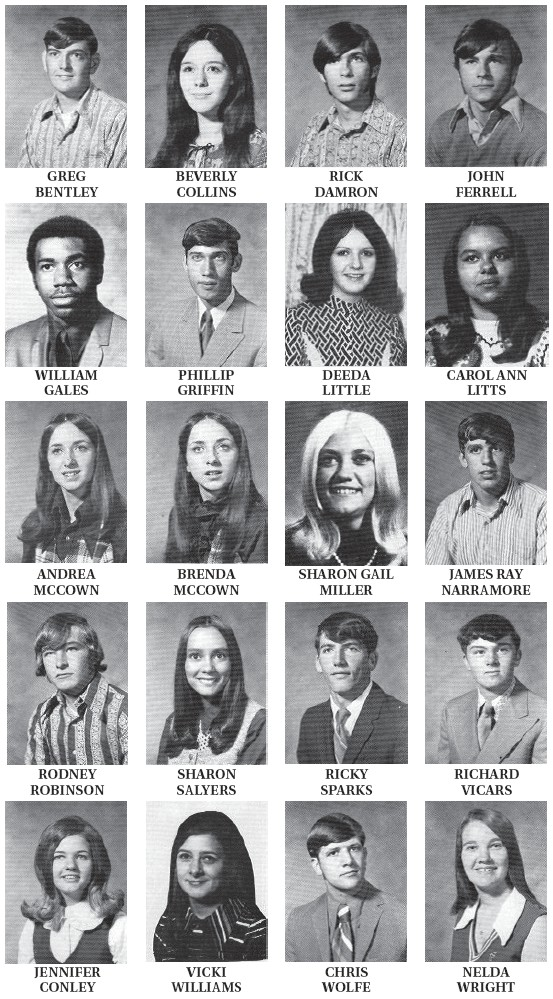 Jenkins High School — 1972