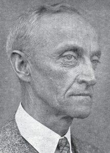 R. DEAN SQUIRES Principal of Whitesburg High School 1927-1940