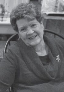 Freedis Mullins Bailey celebrated her birthday on March 7. She is my husband, Jimmy Yonts's, aunt on his mother's side.