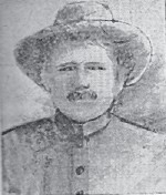 """Ned """"Big Ed"""" Hall was only 39 years old when he was gunned down near his home in Pound, Virginia."""