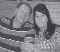 Oscar Profitt Jr. and Teresa Watts Profitt. Oscar's birthday was on the 6th.