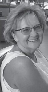Deborah Jean Mullins had a birthday on the 8th.